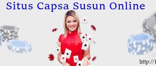 Situs Capsa Susun Online